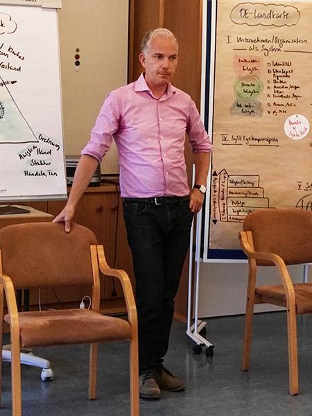 Kompakt-Seminar mit Dominik Ruppen