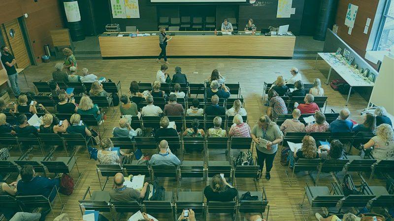 anse summer university bozen Fotogalerie Presseartikel Konferenz