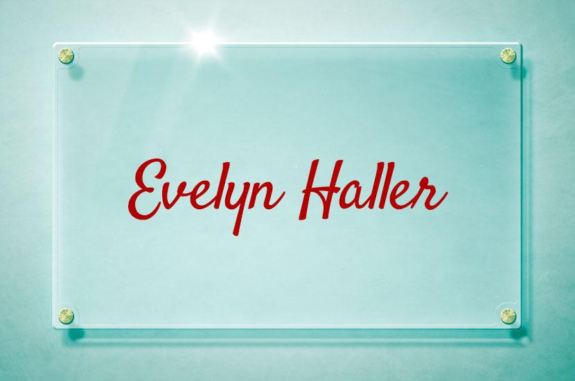 BSC Haller Evelyn
