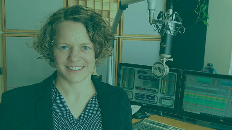 """Interview """"Die Kunst der Veränderungen"""" mit Evelyn Haller, Radio Grüne Welle. Mitglied des Berufsverbandes Supervision Coaching Südtirol"""